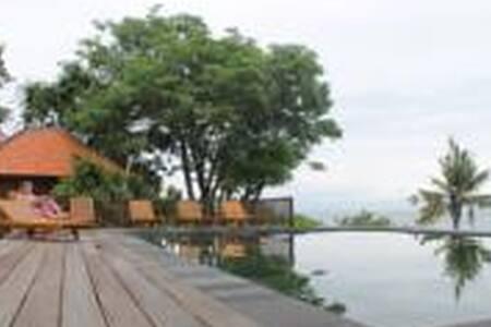 NUSAPENIDA ESCAPE RELAX GREAT VIEW HOLIDAY BUDGET - Nusapenida - Dům pro hosty