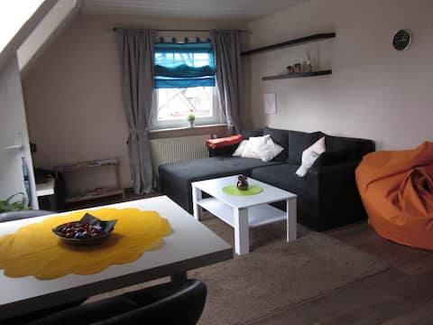 Sep.  Apartment + Service im Grünen-Nähe Hamburg