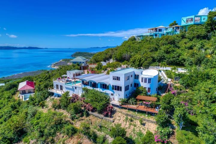 Villa Alicia (up to 10 guests)
