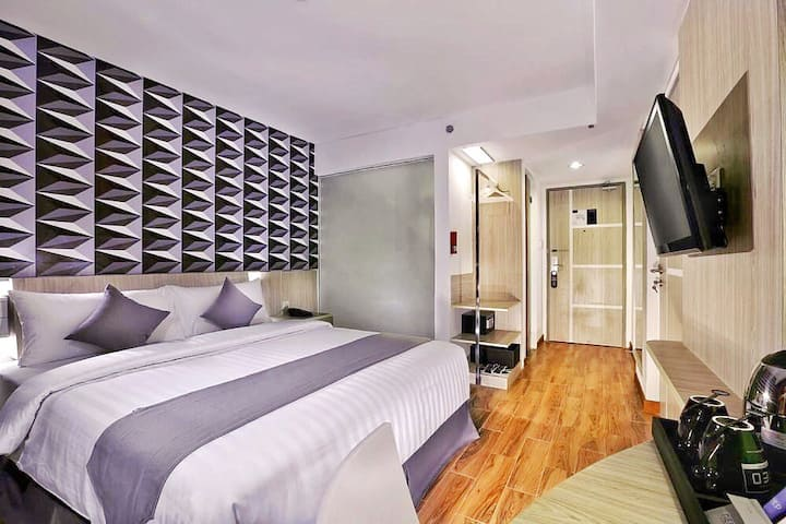 Liberta #1 Amazing Deluxe Room+Breakfast/ 2 Guest