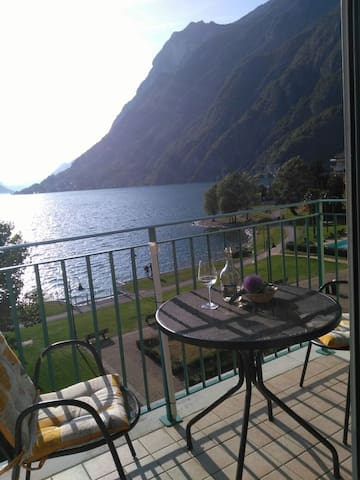 Apartment at Lugano Lake Front Promenade