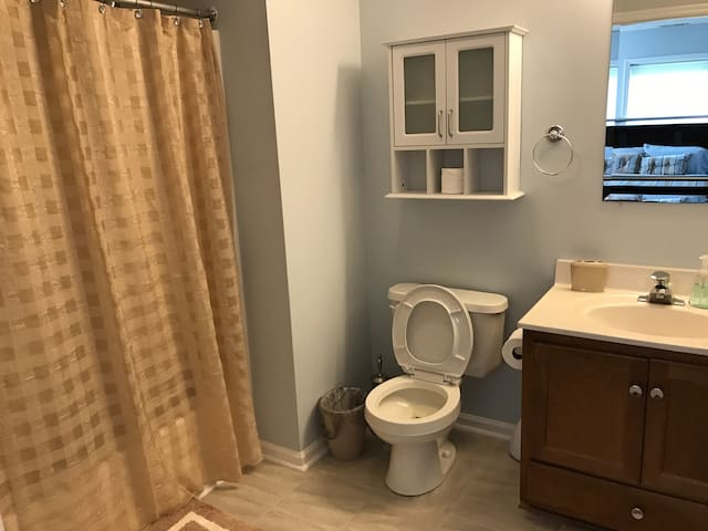 Newly renovated Boone Condominium