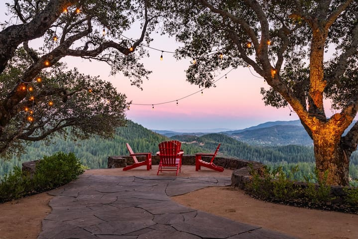 Mayacamas Mountain Top