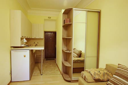 Quiet center of Odessa, compact and atmospheric - Odesa - Apartamento