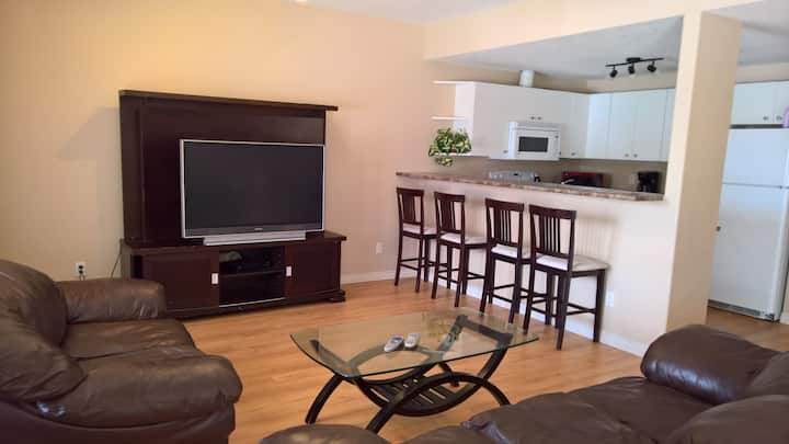 Long Term Stay, By Henday, Whitemud, Step to Shop!