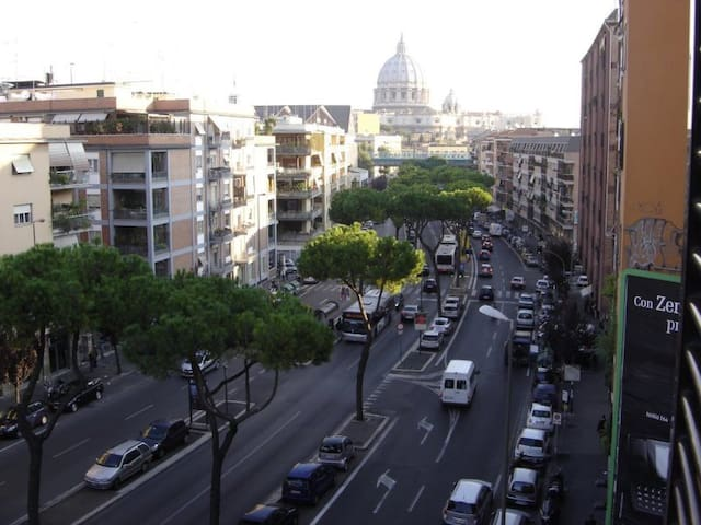 HOLIDAY SPECIAL GUEST VATICANO FLAT - Rome - Appartement