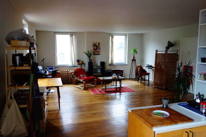 Charming apartment - In the heart of Brussels