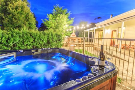 Ultimate country escape, outdoor spa, pet friendly