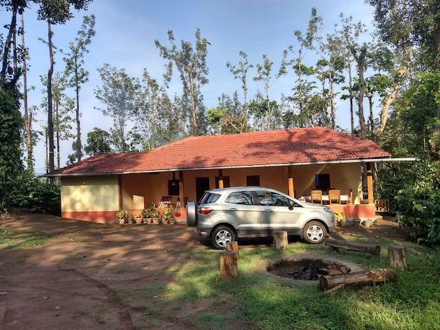 Silver Creek homestay Coorg