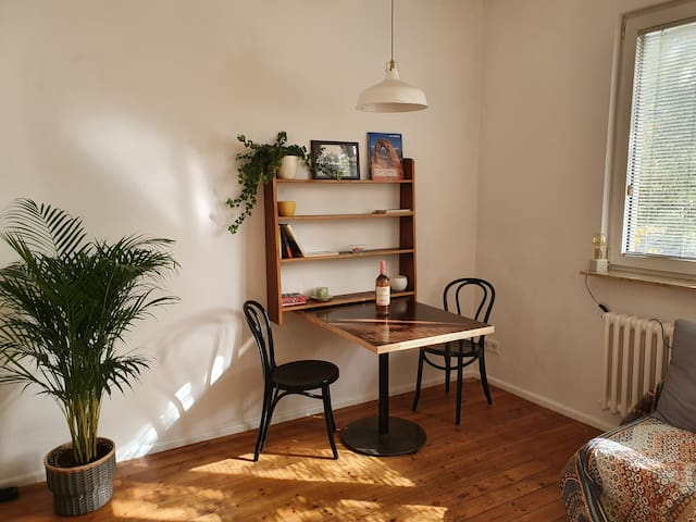 Bright and cozy flat in best part of Berlin