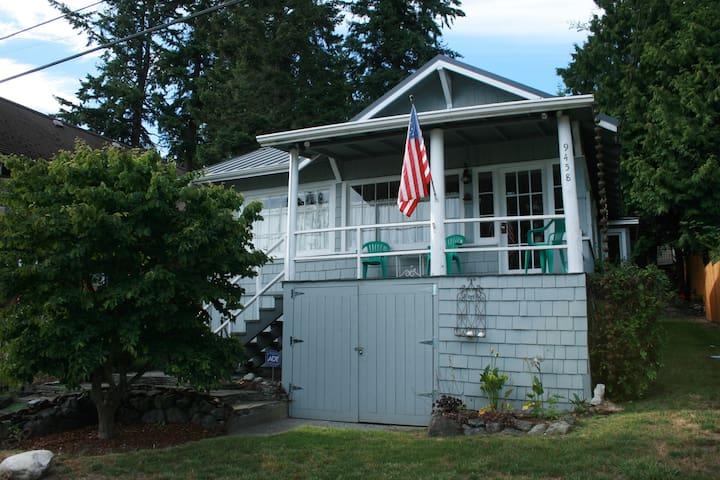 Quintessential Indianola 1920's cottage. - Indianola - Ház