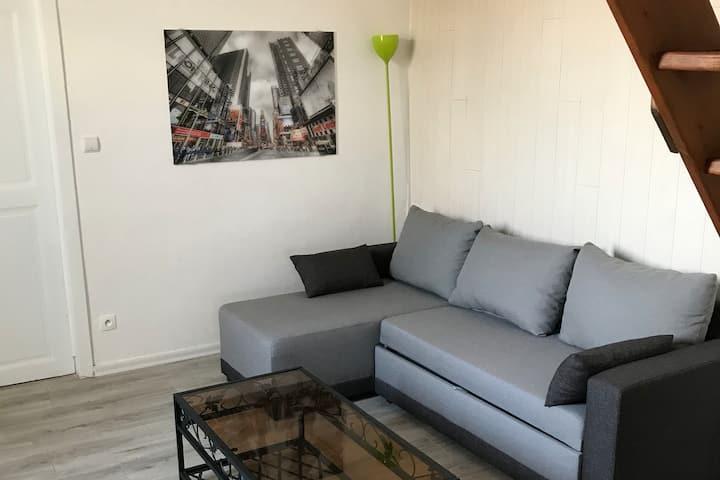 Auxerre, maison confortable, 1 à 6 personnes