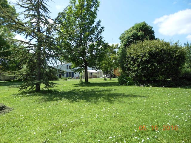 La Mignonne confort et calme - Saint-Savinien - Gästehaus