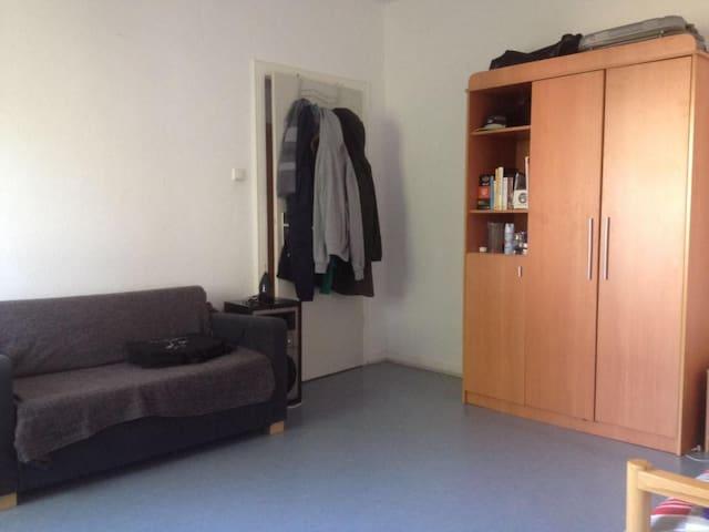 Zimmer Wohnung in Darmstadt - Darmstadt - Condominium