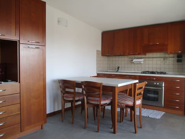 Apartment with sea view terrace for 4/5 persons - Santa Domenica - Flat