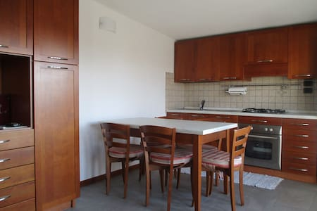 Apartment with sea view terrace for 4/5 persons - Santa Domenica - Apartment