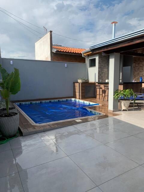 Casa Rifaina - Espaço de descanso e lazer :)