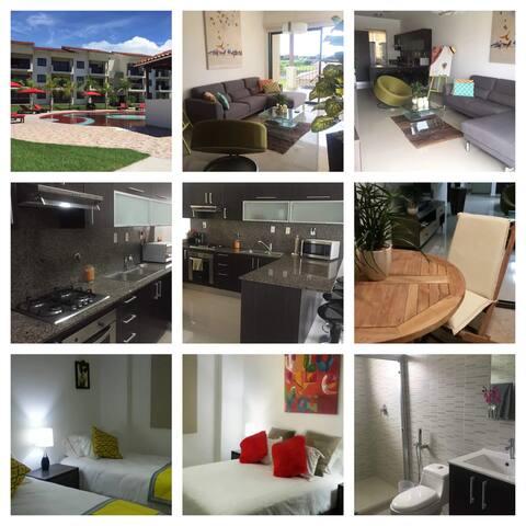 Nice Apartment in a Beach & Golf Resort in Panama