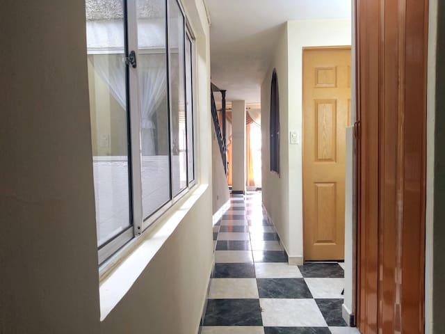 Increíble ubicación y cómodo apartamento