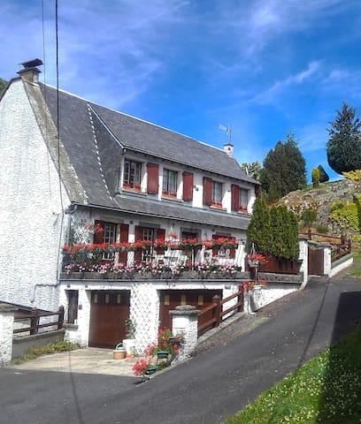 La Cascade - Saint-Gènes-Champespe - Apartment