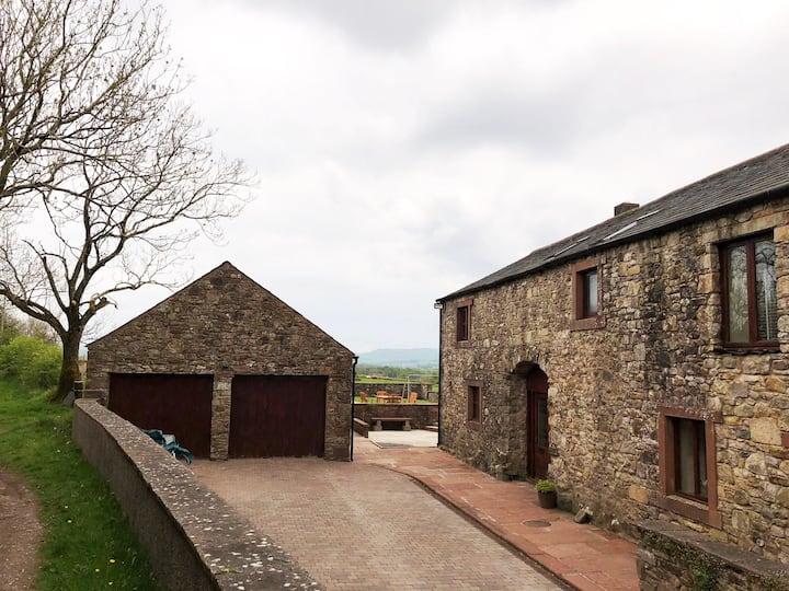 Lake District Barn, sleeps upto 12. Ideal location