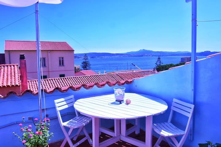 Appartamento nell' arcipelago di La Maddalena.
