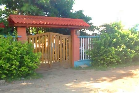 Lunamar Beach House - Santa Verónica - Haus