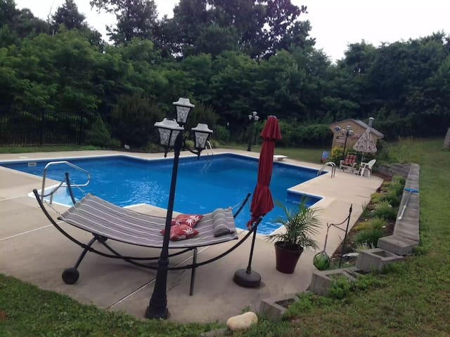 Pool & Lawn Party Rental