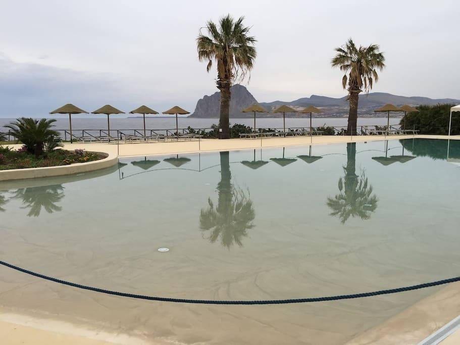 Relax in residence con piscina privata sul mare - Residence con piscina in sicilia ...