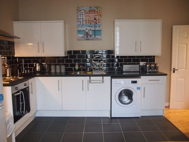 Modern ground floor apartment in Llandudno - Llandudno - Lejlighed