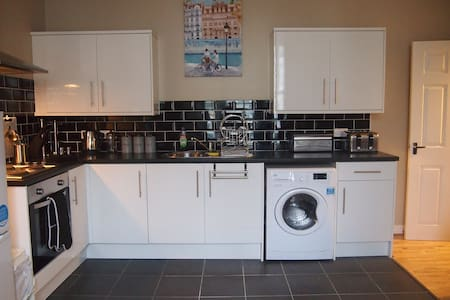 Modern ground floor apartment in Llandudno - Llandudno - Byt