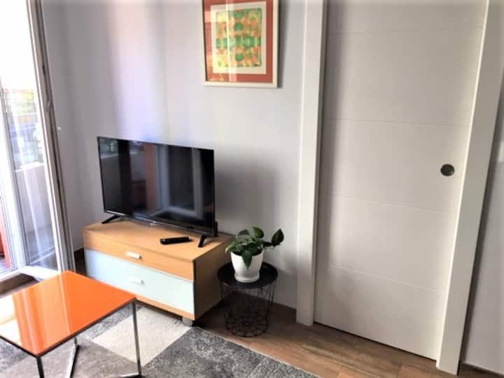Cómodo apartamento en el centro de Santander