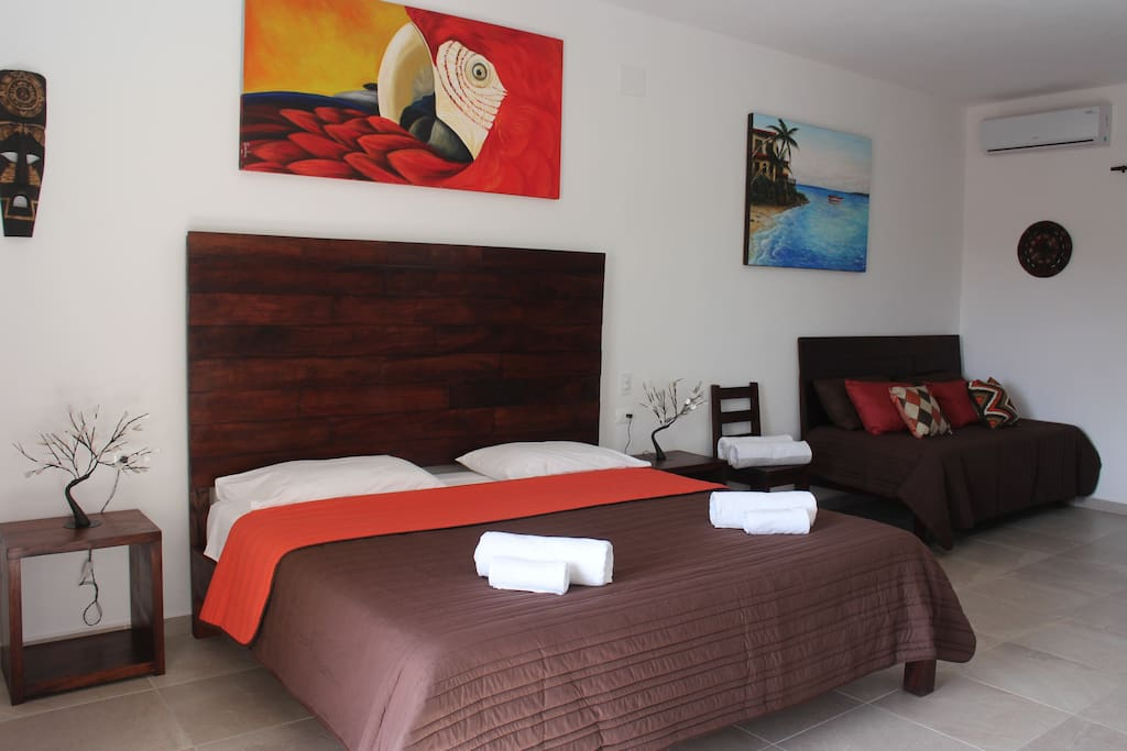 Room at Casa Santiago