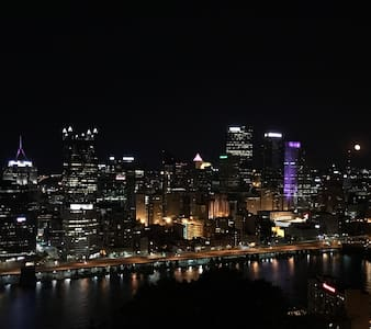 Home with a View/Close to Downtown - Pittsburgh