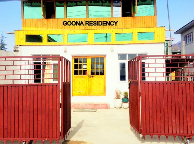goona guest house (Phone number hidden by Airbnb)