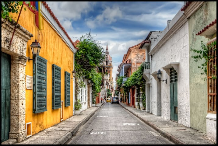 Affordable Room 5 Min Away in Taxi from Old City - Cartagena - Ev