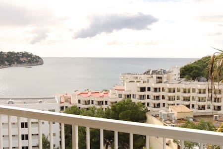 Cozy apartment with fantastic sea view - Rotes Velles