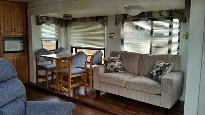 King of the Road RV Cabin