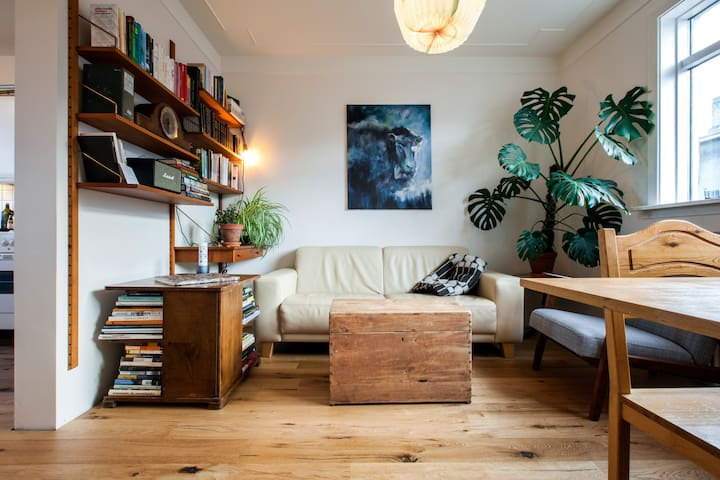Adorable Down-Town Apartment