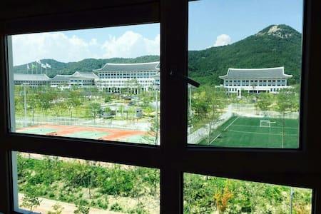 하회마을  인근 전망좋은집 ☆An dong  House #2☆ - 안동시 - Apartament