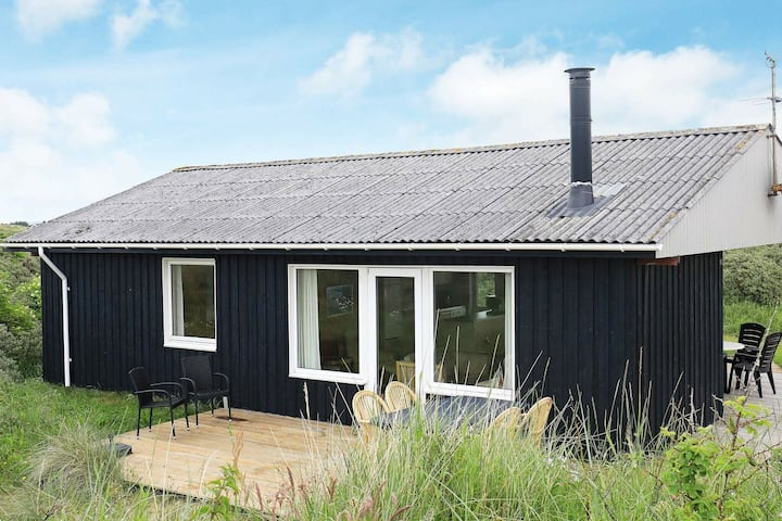 Secluded Holiday Home in Hjørring near Sea