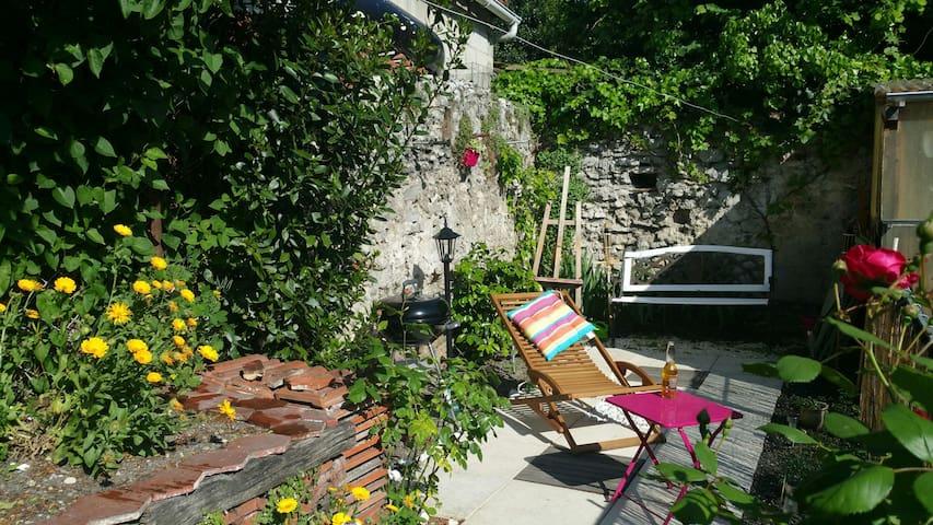 Bel appart' +jardin, 100m RER, 40m2 - Rosny-sous-Bois - Apartment