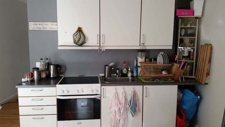 Cozy, furnised apartment in Birk - Herning - Appartamento