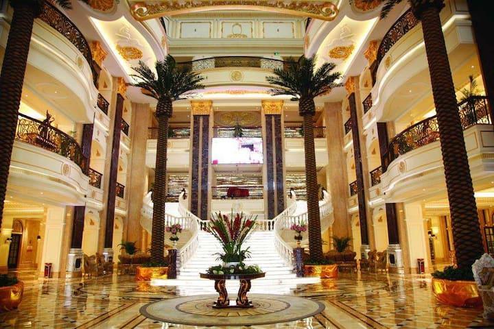金石国际大酒店五星级豪华超低价