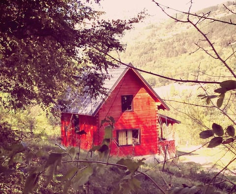După Gard: your Transylvanian Off Grid-Eco Retreat