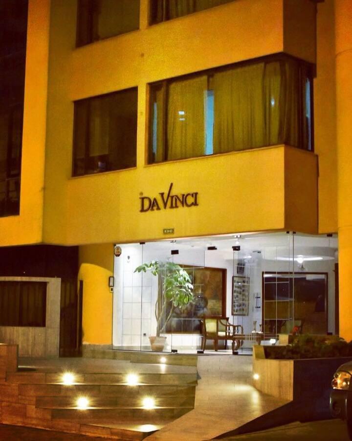 Acogedor departamento en el mejor sector de Quito!