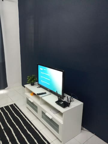 TV with 100Mbps Wifi