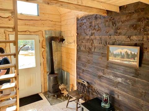 Cabot Trail Off Grid Wilderness Cabin