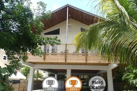 Beautiful Private Key Largo Home with Beach Access - Key Largo