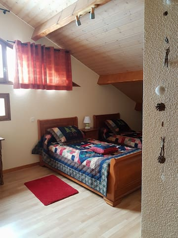 L'OURSON chambre d'hôtes Vallée d'ax
